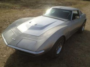 ancienne Corvette Stingray