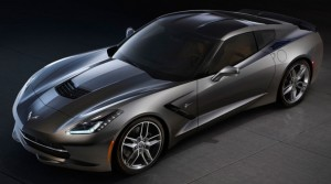 Nouvelle Corvette Stingray